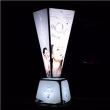 專用婚前燈箱定制 戶外LED七彩風車  ZOM/轉美展材 廣告燈箱 廠家直銷