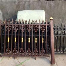鋁藝框架圍欄 中式鋁藝護欄 小區安全防護護欄 源頭廠家