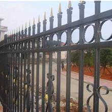 锌钢护栏     锌钢安全防护栏    别墅锌钢护栏   铁艺锌钢护栏