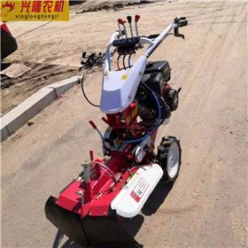 厂家出售低耗油新式微耕机开沟培土机