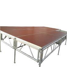 地台板 舞台地台板 电动汽车地展台板 厂家直销  恒龙木业