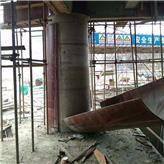 云南圆柱模板 木制圆形模板 桥梁建筑定型模板 按需定制 厂家批发