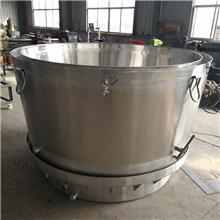 恒久供应传统酿酒设备 自动化酿酒设备 1000斤投料烤酒设备 分体甑锅