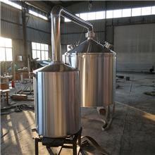 1000斤双层固态发酵蒸锅价格 分体式甑锅 传统酿酒设备 大型吊锅