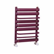 6+3铜铝卫浴散热器|铜铝复合暖气片|卫生间浴室毛巾架|卫浴置物架