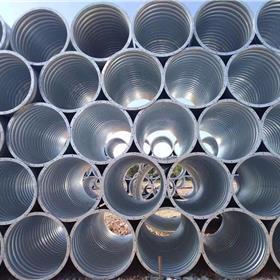 衡水汇德厂家定制批发-金属波纹涵管-钢制金属波纹管涵