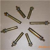 厂家直销国标膨胀螺栓 圆头镀锌螺栓 碳钢标准紧固件 量大从优