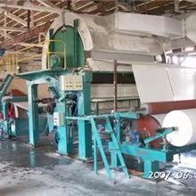 直銷中順1880造紙機 造紙加工設備 大型造紙機械設備 環保造紙機 原紙加工機械 造紙機器