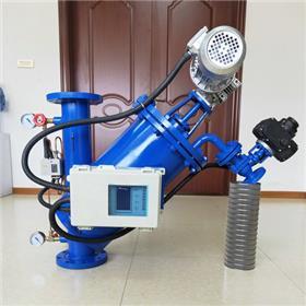 手处理设备 气液分离器 全自动清洗除杂Y型全自动过滤器