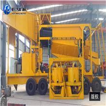 选矿离心机厂家直销 矿山砂金设备 旱地淘金设备