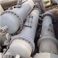 100平方石墨冷凝器 现货直供 不锈钢冷凝器 不锈钢列管冷凝器