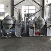 供应人工虫草粉用低温真空烘干机 魔芋粉烘设备 不锈钢制作