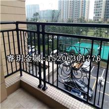 铝艺阳台护栏   锌钢安全防护栏  阳台护栏厂家 可定制
