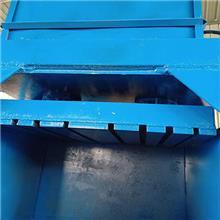 立式液压打包机 大型废金属压块 废塑料纸箱废不锈钢打包机