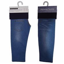 厂家销售2309A-1靛蓝斜纹 纺织皮革面料裤装时装面料斜纹牛仔布料