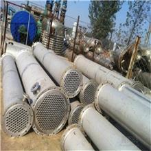 二手多種規格不銹鋼列管式冷凝器二手不銹鋼冷凝器 石墨冷凝器
