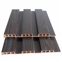 木塑长城板批发_生态木195*12mm长城板_生态木墙面吊顶长城板_家装护墙长城板价格