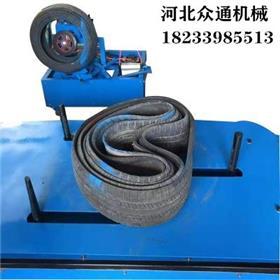 废旧轮胎圈机 废旧轮胎套装机  使用轮胎套装机器省时省力 套装速度快。