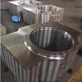 球磨机轴承座,制作轴承座,轴承座生产厂家,腾飞铸钢,耐磨不变型