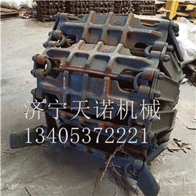 柳工装载机专用防滑履带,保护履带,厂家现货供应。