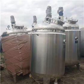 二手搪瓷反应釜 化工厂专用不锈钢反应釜二手6吨不锈钢高压釜化工设备