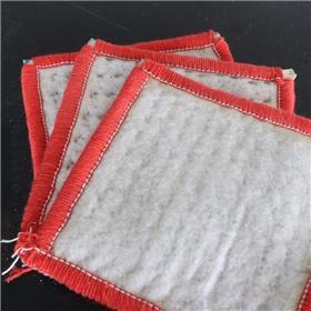 厂家批发优质 覆膜防水毯 废渣填埋专用防水毯天然纳基膨润土防水毯