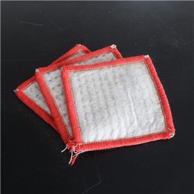 水景公园复合GCL天然钠基膨润土复合防水毯 膨润土垫价格