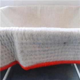建筑物的地下工程防水毯 和房顶蓄水池的防渗专用膨润土防水毯 覆膜膨润土防水毯