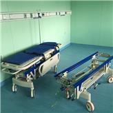 医院用对接车 不锈钢运送平车 定制不锈钢平车手术室抢救车ABS液压升降平车转运对接车
