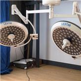 医院高品质手术无影灯LED无影灯单头双头吊式立式医用手术灯