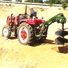多型號挖坑機 拖拉機挖坑機 工程地鉆機 車載挖坑機價格 大直徑地鉆機