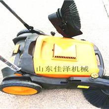 佳澤手推掃地機 雞舍清掃機 雙刷掃地機 可折疊掃地機 手推洗地機廠家