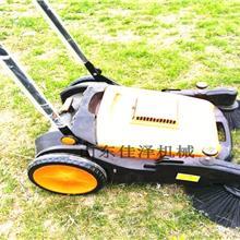 手推洗地機 無塵掃地機 雙刷手推掃地機 園林清掃樹葉掃地機 手推掃地機廠家
