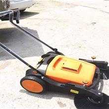 公園手推掃地機 廣場清理垃圾掃地機 無動力掃地機 電動洗地機