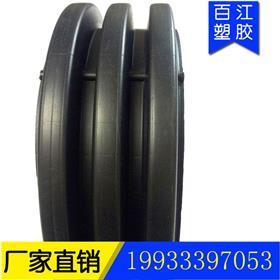 市政水泥磨具专用厂家 大量现货hdpe双壁波纹管打孔渗水DN800