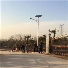 LED路燈A字臂道路新農村市政大功率太陽能路燈價格一體化路燈桿高桿燈