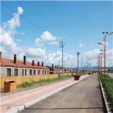 太陽能路燈 廠家生產定制新農村led燈 民族風路燈 6米30W太陽能路燈 太陽能路燈