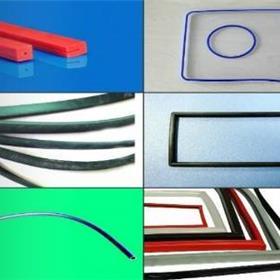 应 硅胶密封条 硅橡胶密封条 冰柜密封条 硅胶制品 密封条