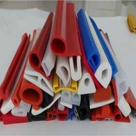 供应     硅胶密封条 硅橡胶密封条 冰柜密封条 硅胶制品 密封条