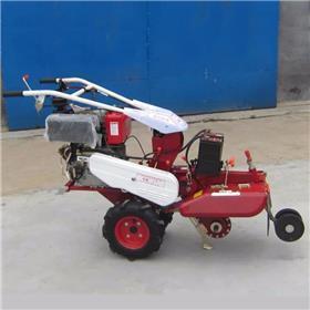 果园开沟施肥机 旋耕机起垄机 小型手扶式旋耕机