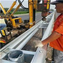 昌润销售 波形护栏板 桥梁钢护栏板 农村安全防护栏