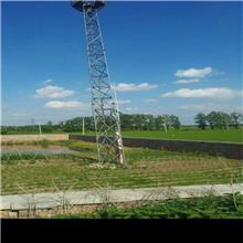 厂家定制生产 钢结构广电信号通信铁塔 移动信号发射塔架 监控塔