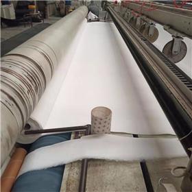 山东厂家加工定制400g公路养护加筋专用短丝土工布 可定制规格型号齐全