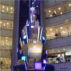大型圣诞树定制 大型圣诞树价格 厂家直营大型圣诞树 大型框架圣诞树