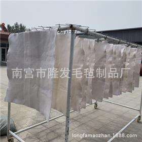供应装裱机专用毛毡_装裱机上使用的毡子_书画装裱材料羊毛毡子
