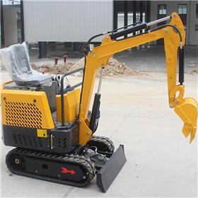 节能高效Dt15微型挖掘机 全自动液压挖掘机 动力充足