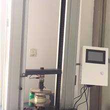 2000N微机控制电子拉力试验机 包装材料拉力机 线材拉力机 口罩耳挂拉力机 上海宇涵