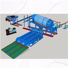 旱地大型固定溜槽砂金设备 固定溜槽砂金机械