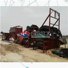 挖斗式洗沙設備,挖斗式洗沙機械設備