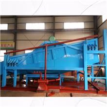 鼓动溜槽砂金设备 河道小型鼓动溜槽砂金机械